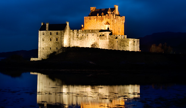 Day, Night and Different Light – Lighting Scotland
